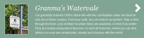 granmas watervale suites